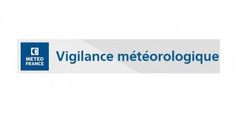 Vigilance météorologique orange