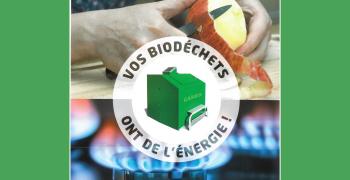 Lancement de la collecte des biodéchets